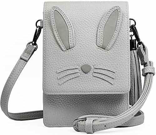 53d7500504de Shopping Leather - Beige - Crossbody Bags - Handbags & Wallets ...