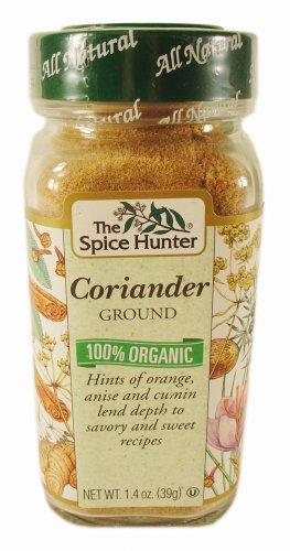 Spice Hunter Coriander Grnd Org