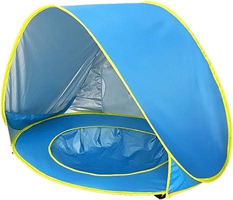 WE-WIN Baby Beach Carpa portátil Sombra Piscina protección UV ...