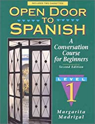 Open Door to Spanish: A Conversation Course for Beginners, Book 1 (2nd Edition)