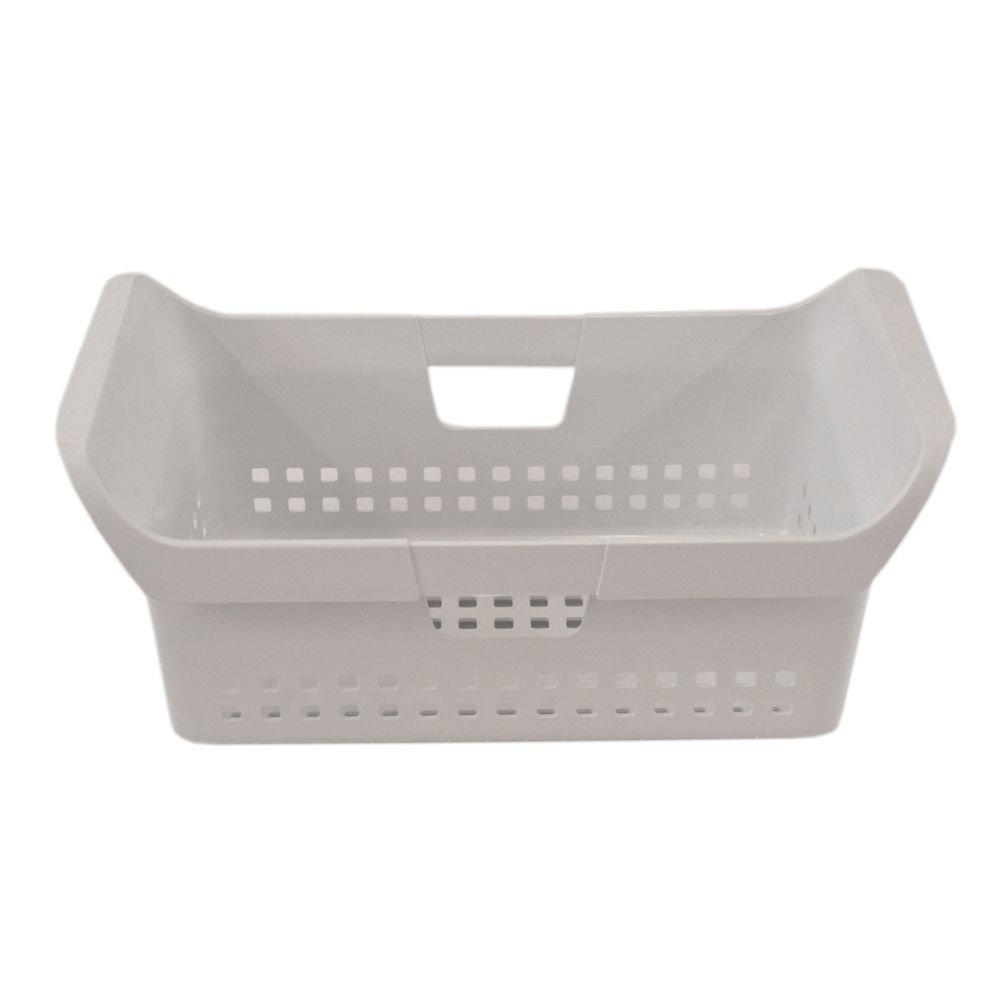 Frigidaire 297404101 Freezer Basket Genuine Original Equipment Manufacturer (OEM) Part White