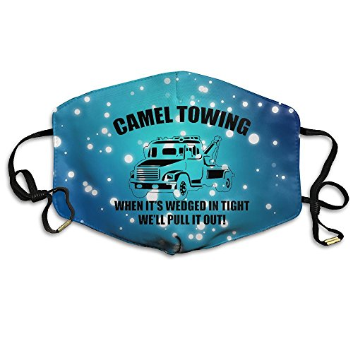Camel Towing Reusable Anti Dust Face Mouth Cover Mask,Warm Windproof Mask