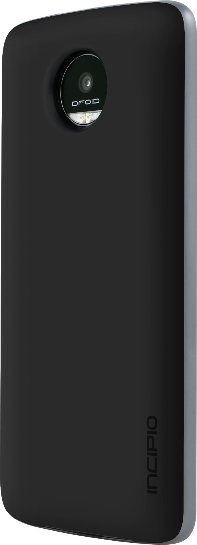 Incipio OffGrid Power Pack Backup Battery Case for Moto Z Devices - Black by Incipio