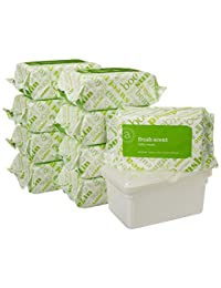 Baby Wipes - Cucumber Green Tea 9x80ct BOBEBE Online Baby Store From New York to Miami and Los Angeles