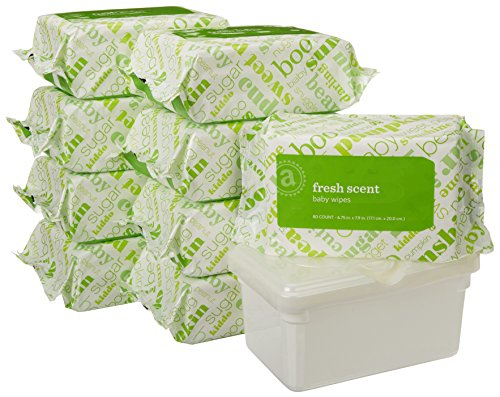 Fresh Baby Wipes - 5