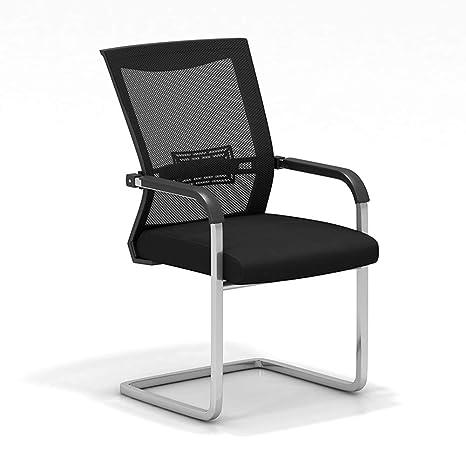 Amazon.com: LCAIHUA Sillón de ordenador tipo S, respaldo ...