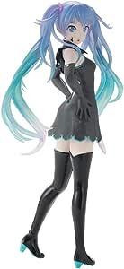 Hatsune Miku Project Diva Arcade Future Tone Super Premium Action Figure Ghost