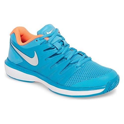 行くヒゲマラソン(ナイキ) NIKE レディース テニス シューズ?靴 Air Zoom Prestige Tennis Shoe [並行輸入品]