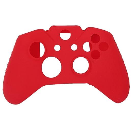 TOOGOO Funda protectora con 1 par de tapas de joystick para ...