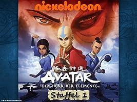 Avatar - Der Herr der Elemente - Staffel 1