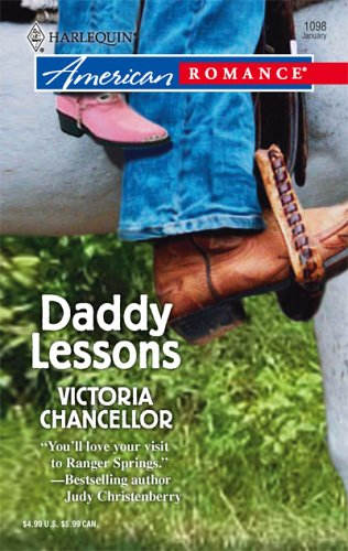 book cover of Daddy Lessons