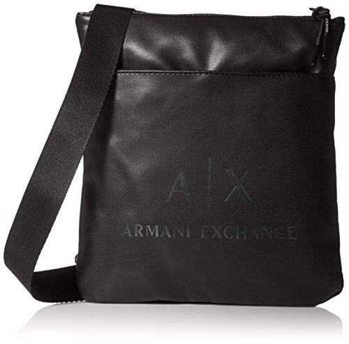 Jual Armani Exchange Men s Eco-Nappa Crossbody - Messenger Bags ... 297c2b1df3