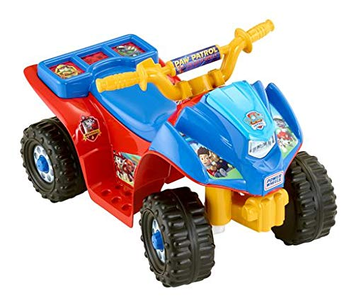 Nickelodeon Lil Quad Patrol Power Wheeler