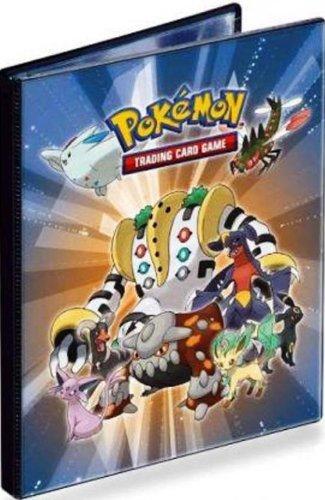Ultra Pro Pokemon Tcg 9 Pocket Portfolio Combo Trading
