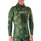 Mares Pure Instinct 5mm Jacket, Green Camo, S3 Medium