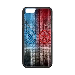 iPhone 6 Plus 5.5 Inch Phone Case Black Mass Effect V8836294