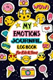 My Emotions Journal log book For Kids