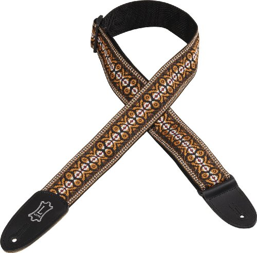 Levy's Leathers M8HT-XL-20 Jacquard Weave Guitar Strap