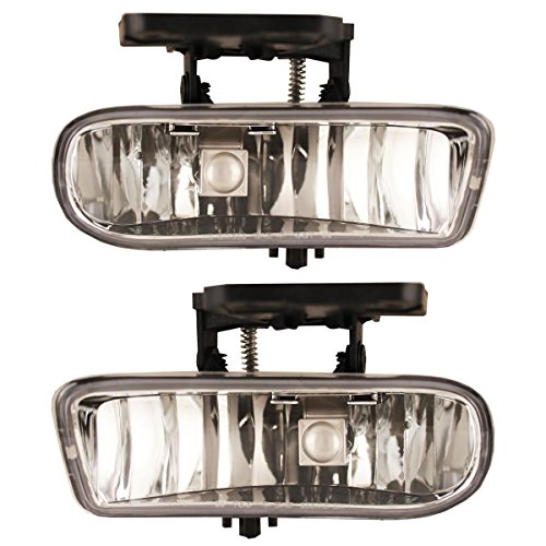 03 yukon fog lights pair - 3