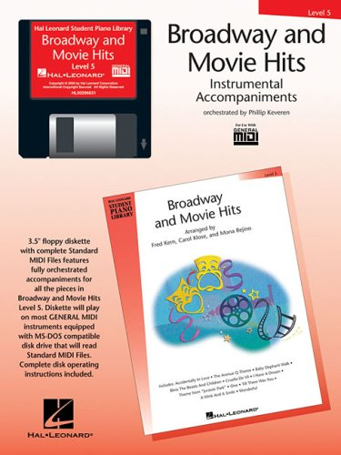 Download Broadway and Movie Hits - Level 5 (Hal Leonard Student Piano Library) ebook