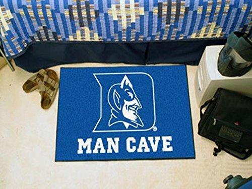 Wholesale FanMats Duke University Man Cave Starter Rug 19×30, [Collegiate, Duke] by StarSun Depot
