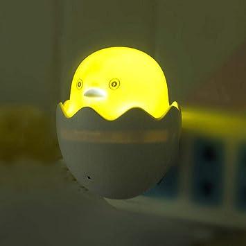 Dimmbar LED Touch Nachtlicht Tischlampe Nachttisch Leselampe Kinder Schlaflicht