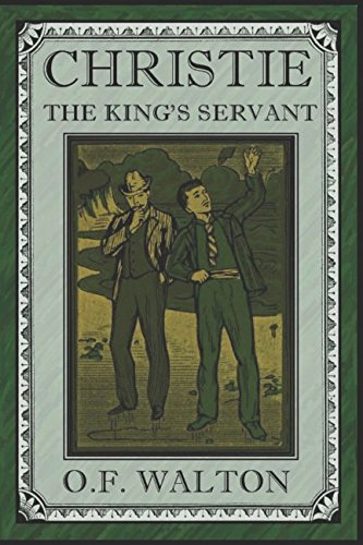 Christie The King's Servant (Illustrated) (Christie's for sale  Delivered anywhere in USA