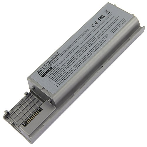 DED620-6 - Laptop Battery For Dell Latitude D620 D630 D630C D630N D631 D640 P/N's: PP18L RD300 RD301 PC764 TC030 TD175