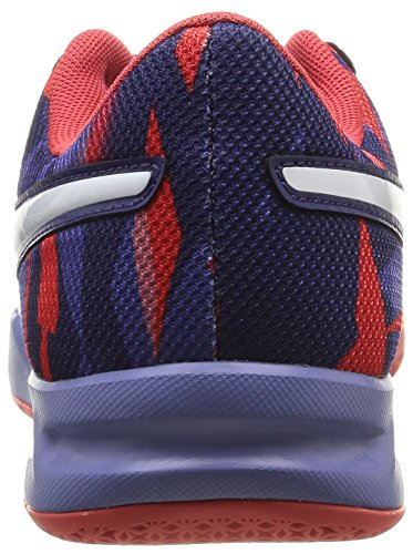 Puma evoIMPACT 5 Wn's - Zapatillas deportivas para interior de material sintético mujer azul - Blau (astral aura-white-cayenne 01)