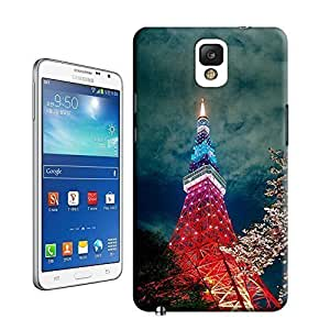 Buythecases durable Dream Eiffel Tower in Paris -05 for samsung galaxy note 3 cases