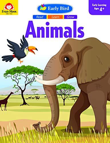 Early Bird Animals (Early Birds) Evan-Moor Educational Publishers