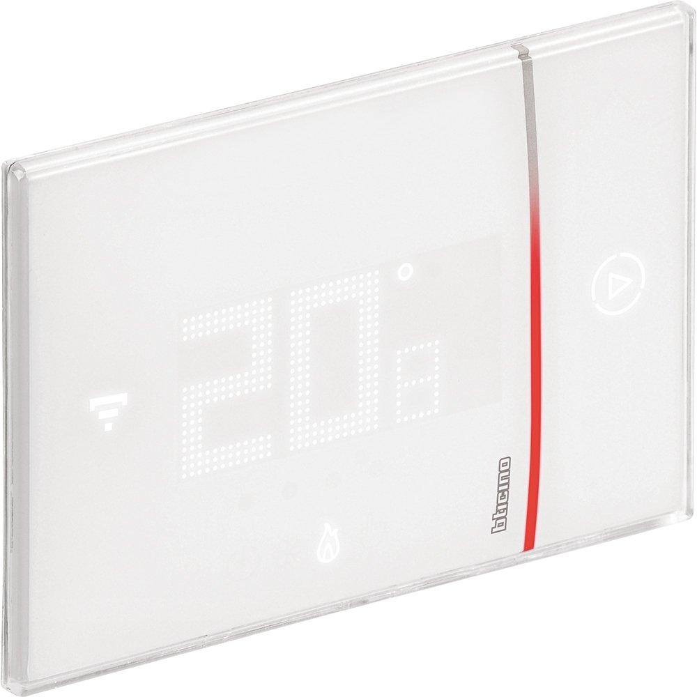 Bticino X8000 Termostato inteligente smarther, blanco: Amazon.es: Industria, empresas y ciencia