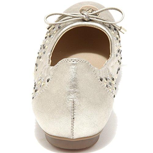 WRAP Oro BORCHIE donna ballerina HOGAN shoes 86560 women 144 scarpa CHARM qSEOvgA