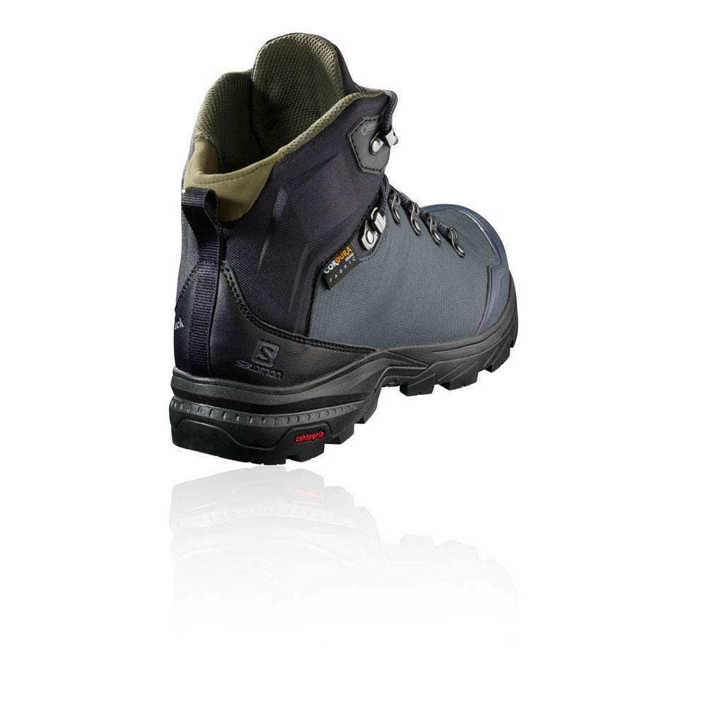 6542506436a Salomon Outback 500 GTX Ebony Black Grape Leaf  Amazon.fr  Chaussures et  Sacs