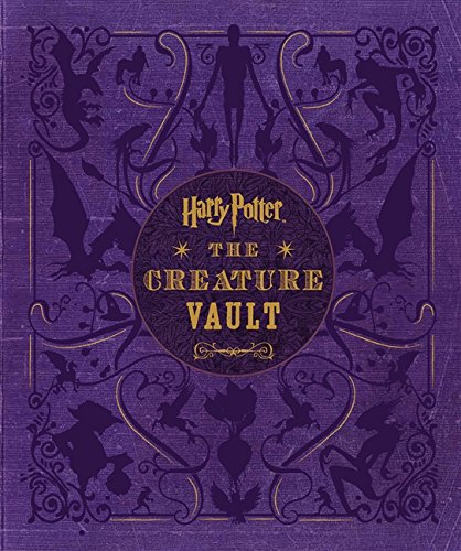 Harry Potter Book Of Monsters (Harry Potter: The Creature Vault: The Creatures and Plants of the Harry Potter Films)