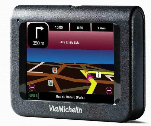 Viamichelin X-960 Navegador GPS, 3.5 pulgadas X-960 NEW Edition