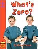 What's Zero?, Betsy Franco, 073681289X