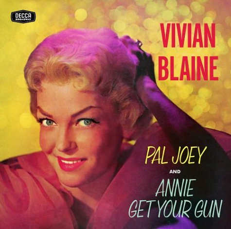 Sings Selections from Pal Joey & Annie Get Your Gun