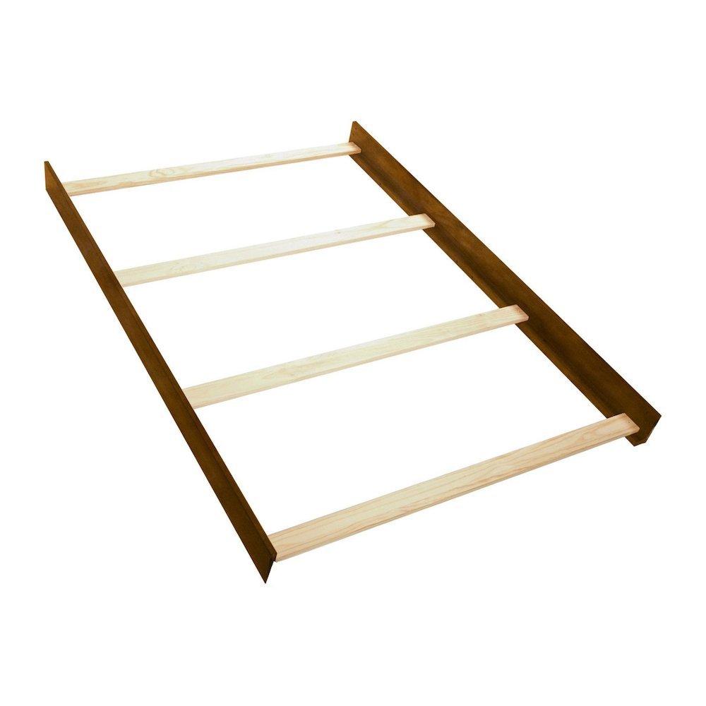 Lajobi Europa Baby Palisades Crib Full Size Conversion Kit Bed Rails - Merlot PAL80-MER