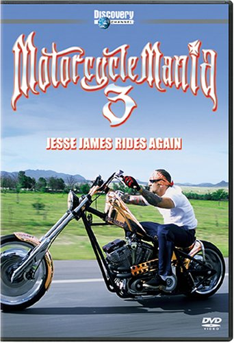 (Motorcycle Mania 3 - Jesse James Rides Again)