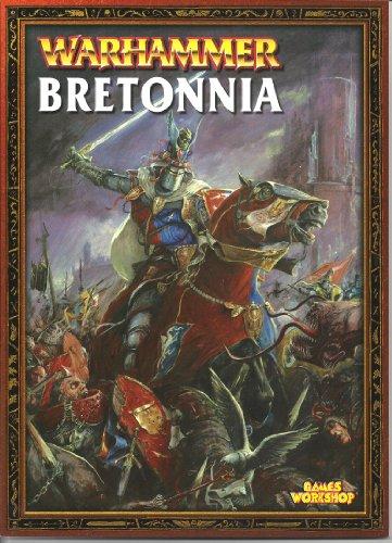 Bretonnian Army Book Warhammer Fantasy