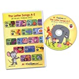 The Letter Songs A-Z Music Videos DVD