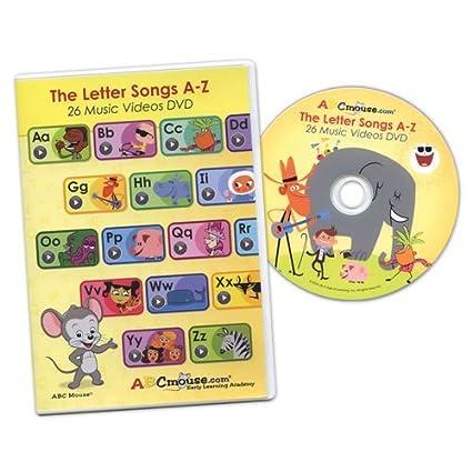 The Letter Songs AZ Music Videos DVD