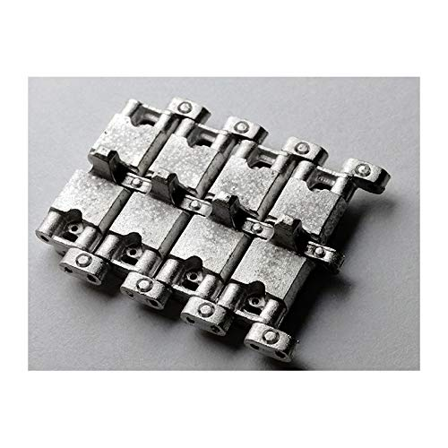 1/35 Workable Metal Track Link Set with Pins for Japan Ground Self Defense Force Type 90 Tank Model