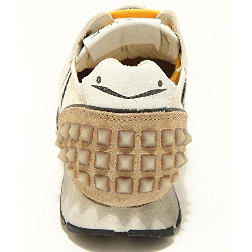 Sneaker Multicolor Panna Power S Scarpa Daino Jenna Voile Bianco Blanche Donna Colore 2569g fEEqxaO7