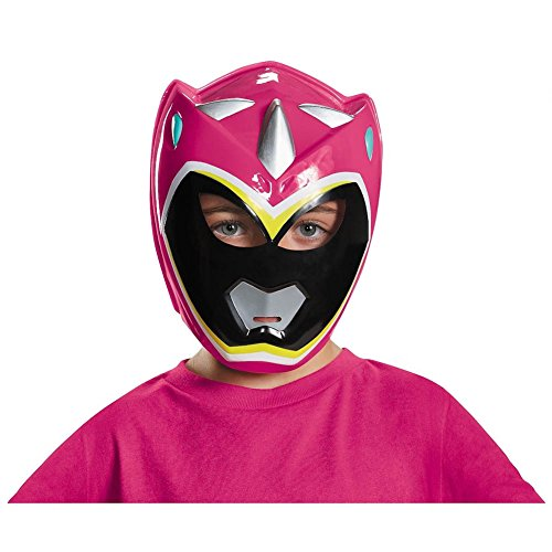 [Pink Power Ranger Mask Costume Mask Kids Power Halloween] (White Ranger Adult Costumes)