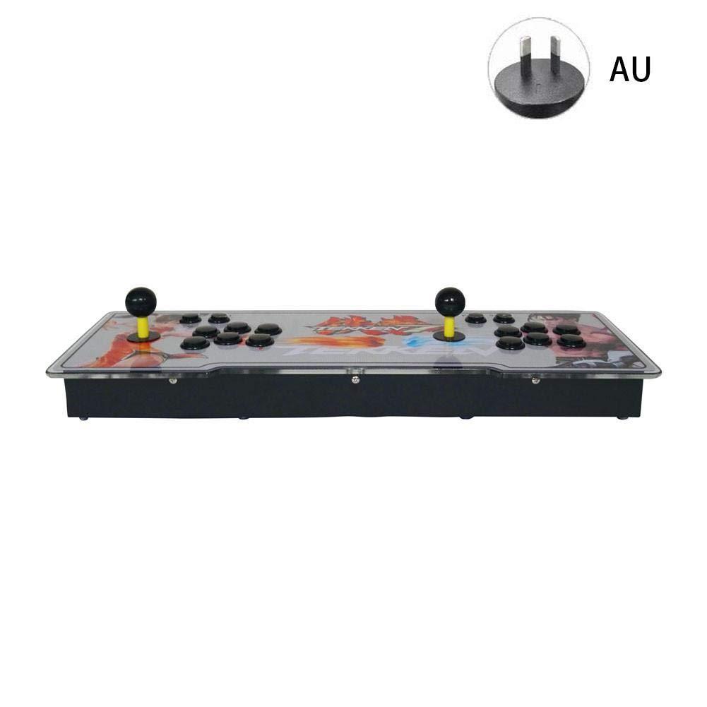 LiuXi Classic Arcade Game clé de Pandora 7boîte rétro Arcade Console avec Arcade Joystick 1080p Lot de Machine Arcade pour Hommes Taille Unique A