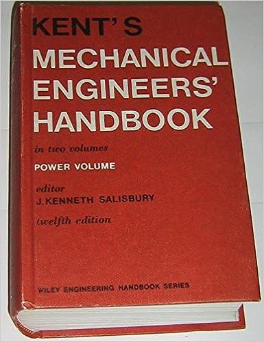 Handbook kents pdf engineering mechanical