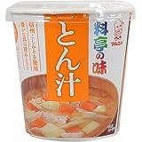 マルコメ カップ料亭の味 とん汁 1食×6個