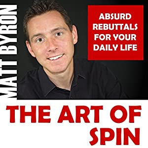 The Art of Spin Audiobook